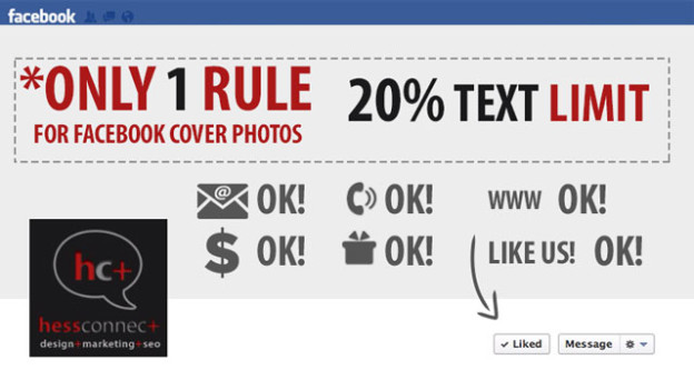 Facebook Cover New Rules!