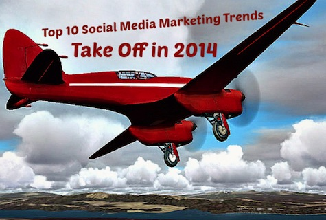 Top 10 Social Media Marketing Trends