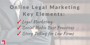 Online legal marketing: key elements