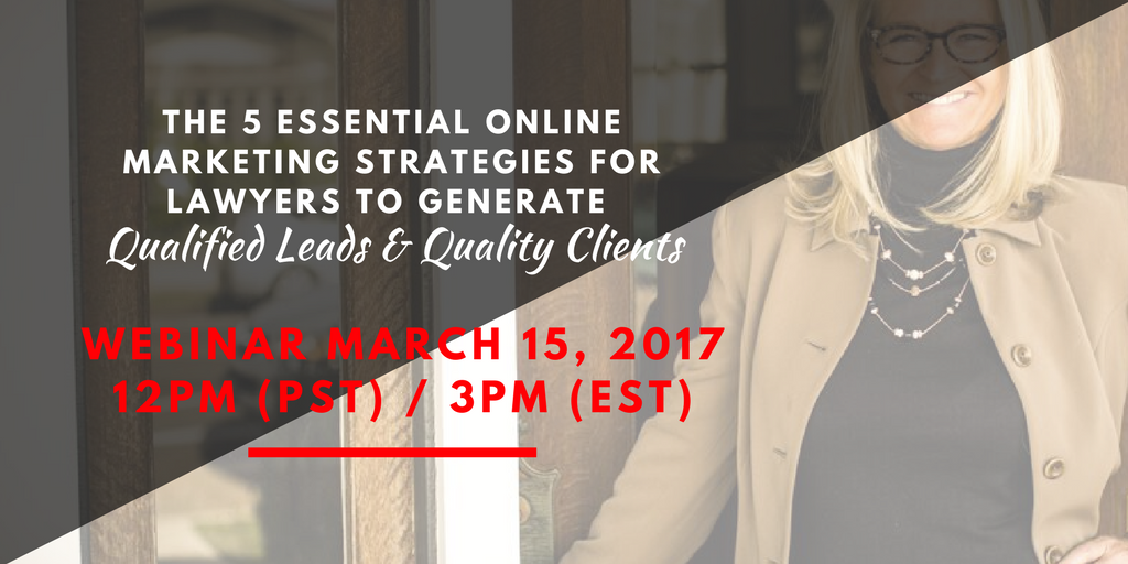 HessConnect Webinar for Lawyers March 15 2017