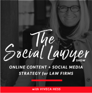 The Social Lawyer show podcast.