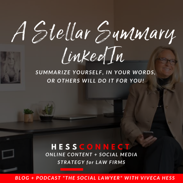 How to create a stellar LinkedIn summary